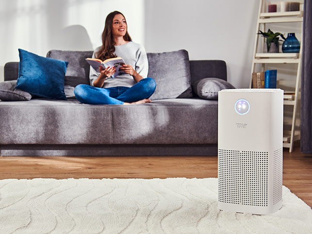 Rovus Nano Air Purifier