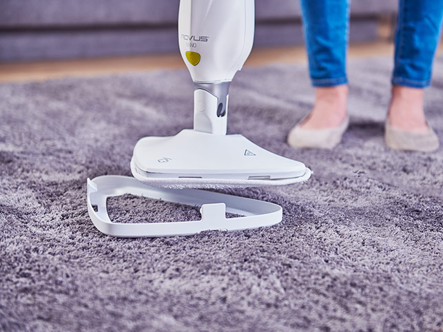Rovus Nano Floor Steamer Plus Accessory Set